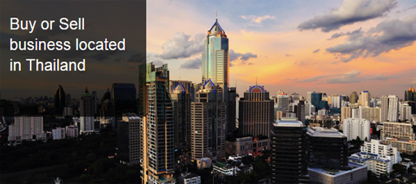Buy or Sell a busiiness in Thailand