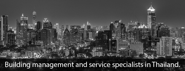 Building management and services in Thailand